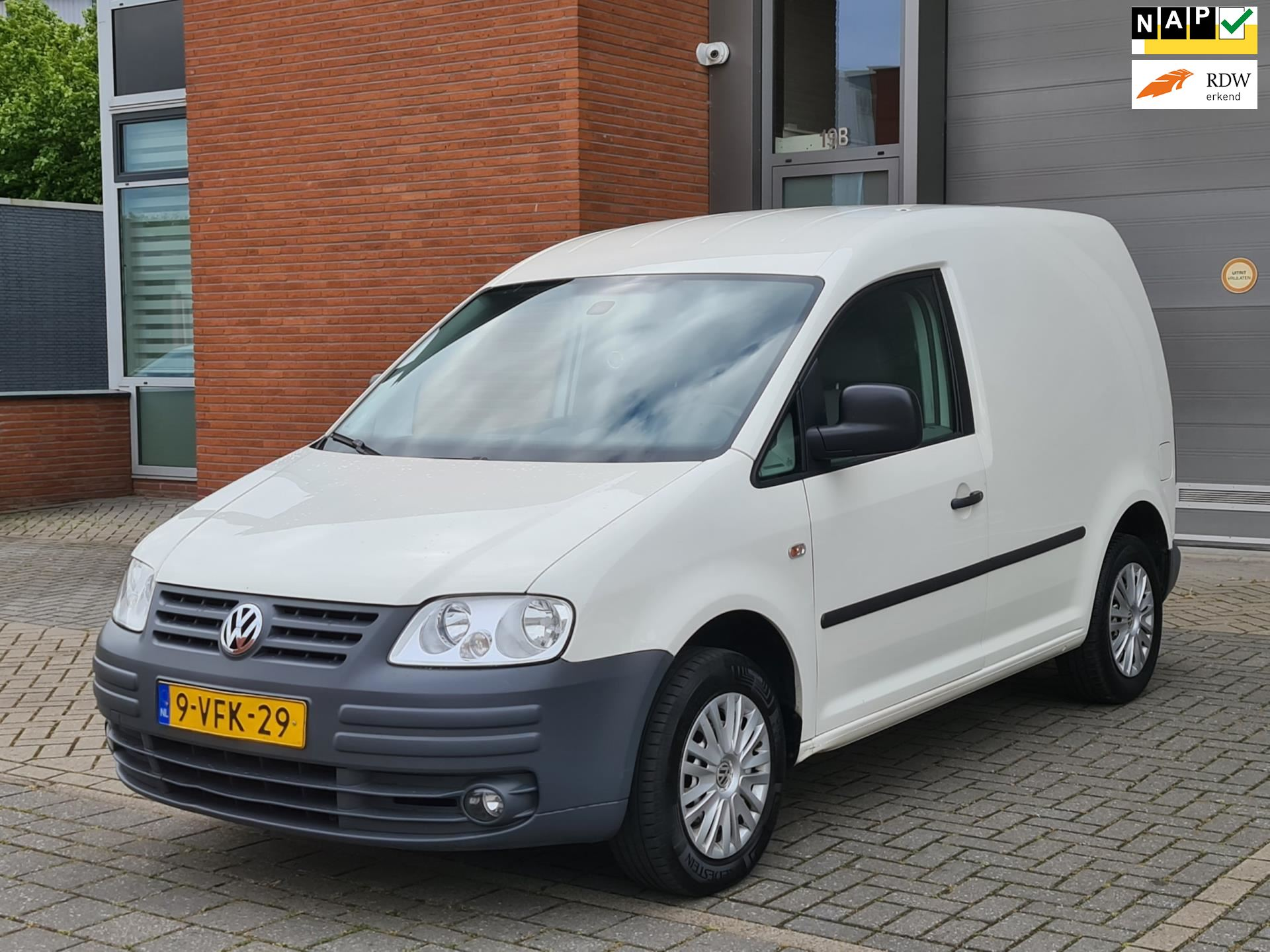 Volkswagen Caddy occasion - Staal Cars