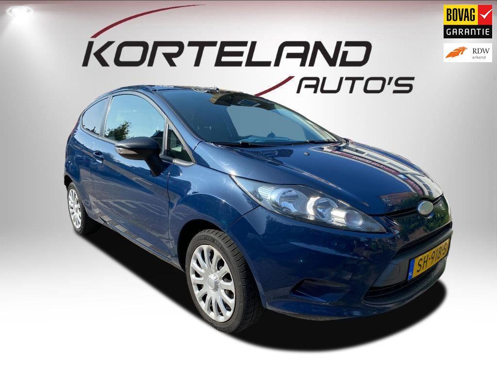 Ford Fiesta occasion - Korteland Auto's