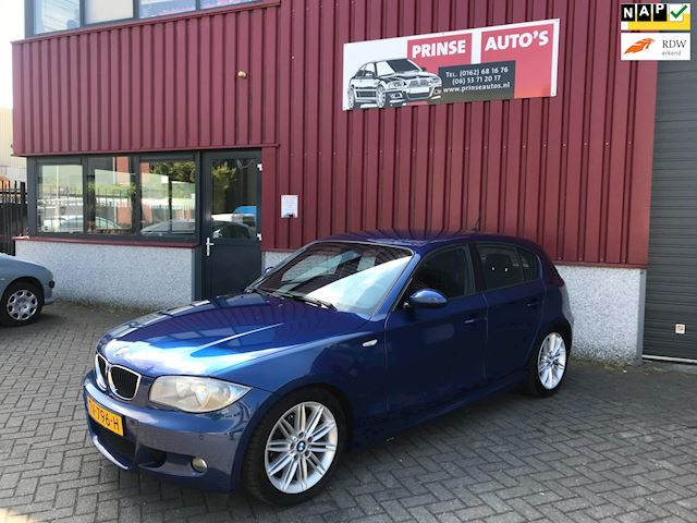 BMW 1-serie 116i High-executive M-pakket