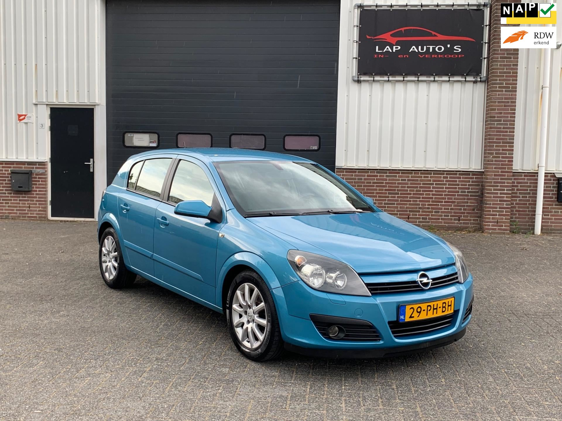 Opel Astra occasion - Lap Auto's