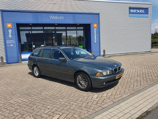 BMW 5-serie Touring 520i Edition AUTOMAAT NAVI PDC ELECTR PAKKET CLIMA LUCHTVERING ETC