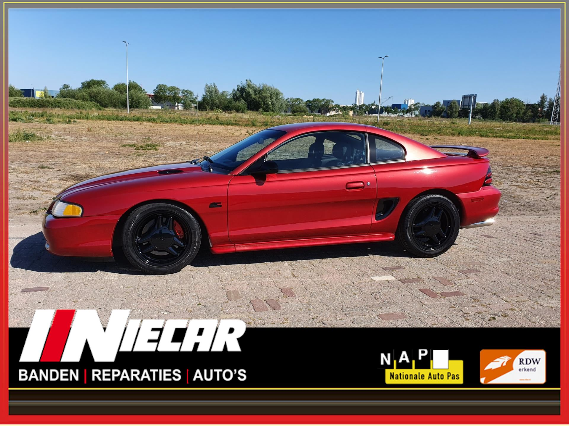 Ford MUSTANG occasion - Niecar