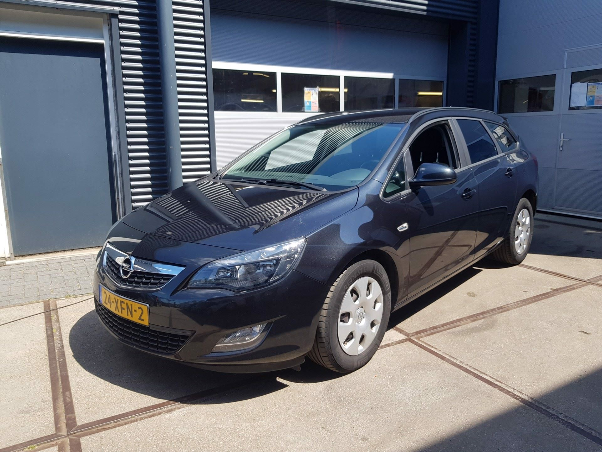 Opel Astra Sports Tourer occasion - Kemkes Car Trading B.V.