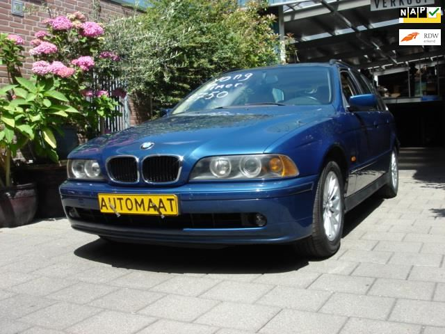 BMW 5-serie Touring occasion - P. Janse Auto's