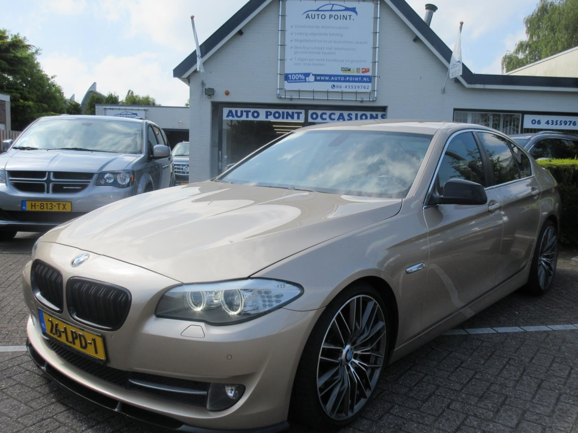 BMW 5-serie occasion - Auto Point