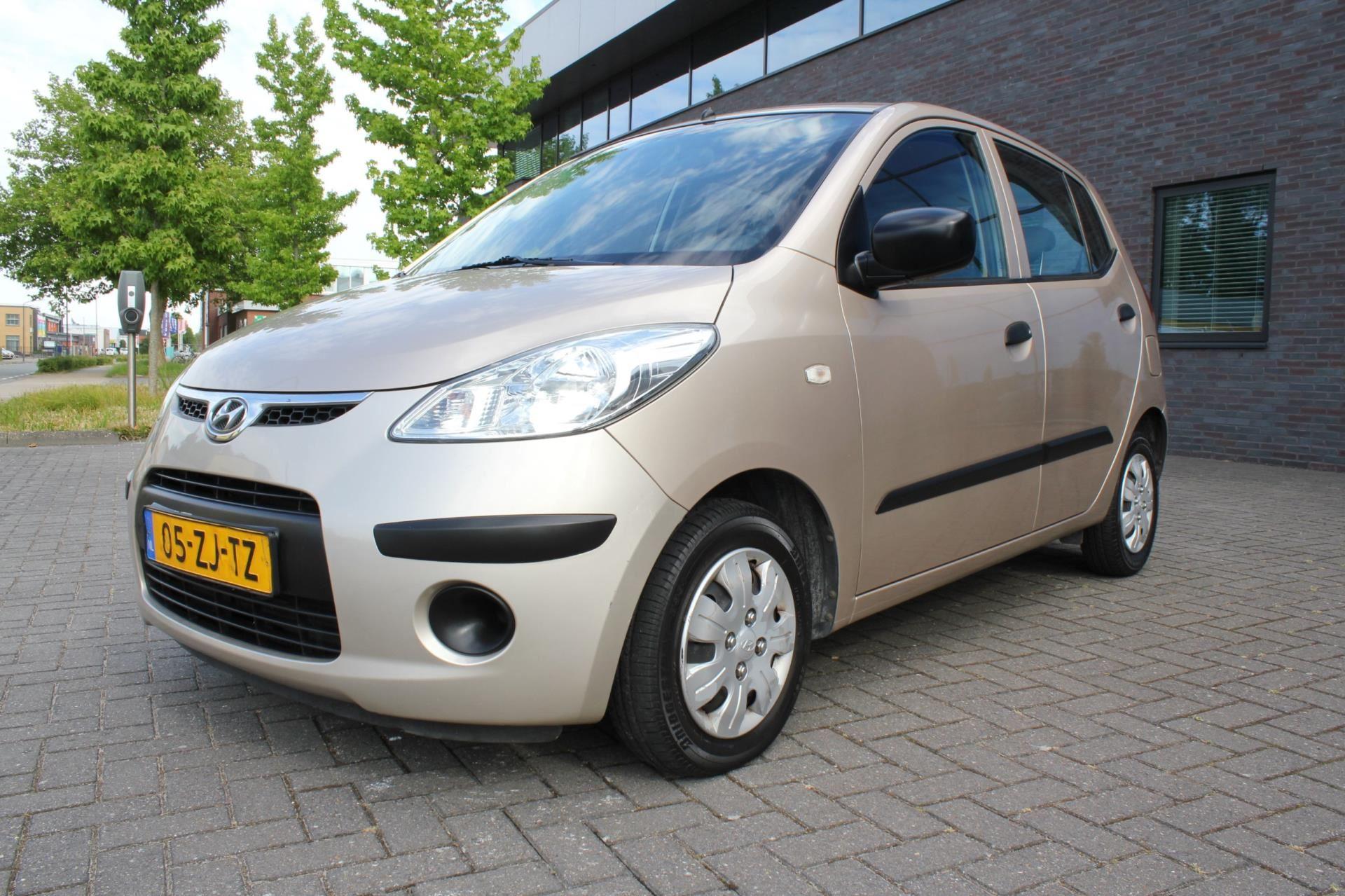 Hyundai I10 occasion - Autoflex Grootebroek