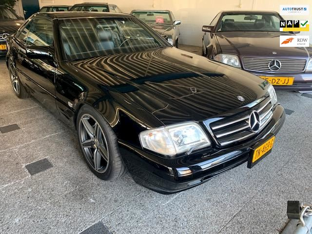 Mercedes-Benz SL-klasse Cabrio 320 SL