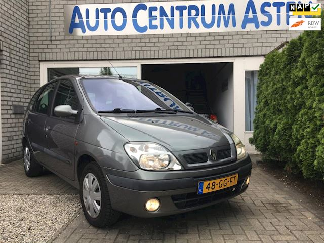 Renault Scénic 1.6-16V RXE AUTOMAAT Lage kilometerstand
