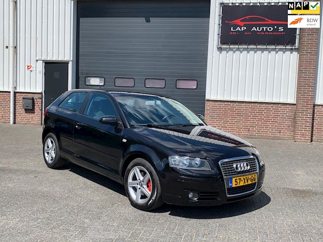Audi A3 1.4 TFSI Attraction Business /CLIMA/CRUISE/NAVI/NAP/ZEERNETTEAUTO/