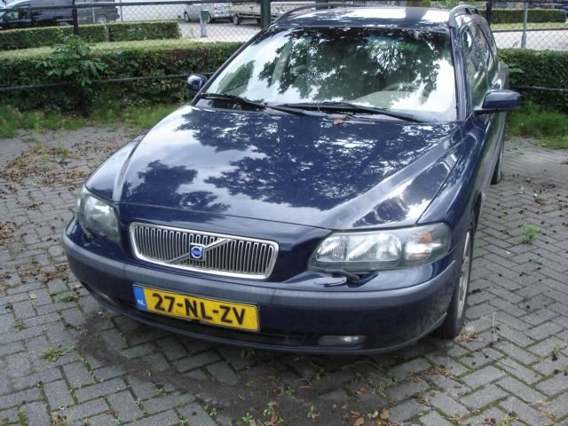 Volvo V70 2.4 D5 Geartronic