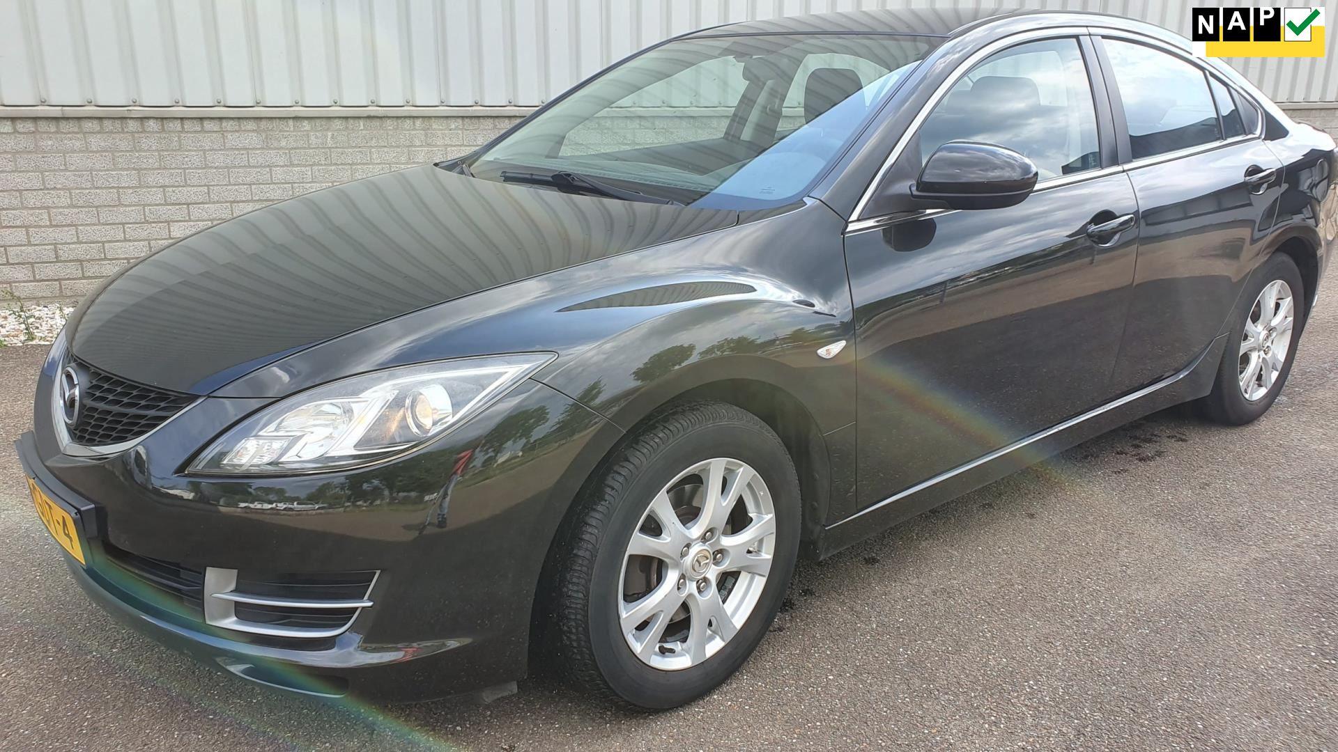 Mazda 6 occasion - Terborg Auto's