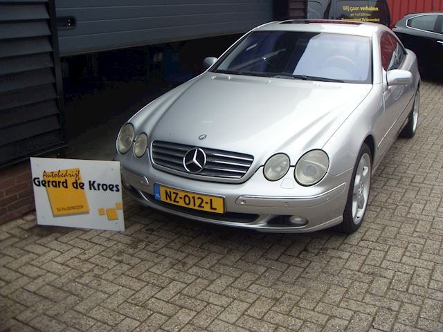 Mercedes-Benz CL-klasse 500