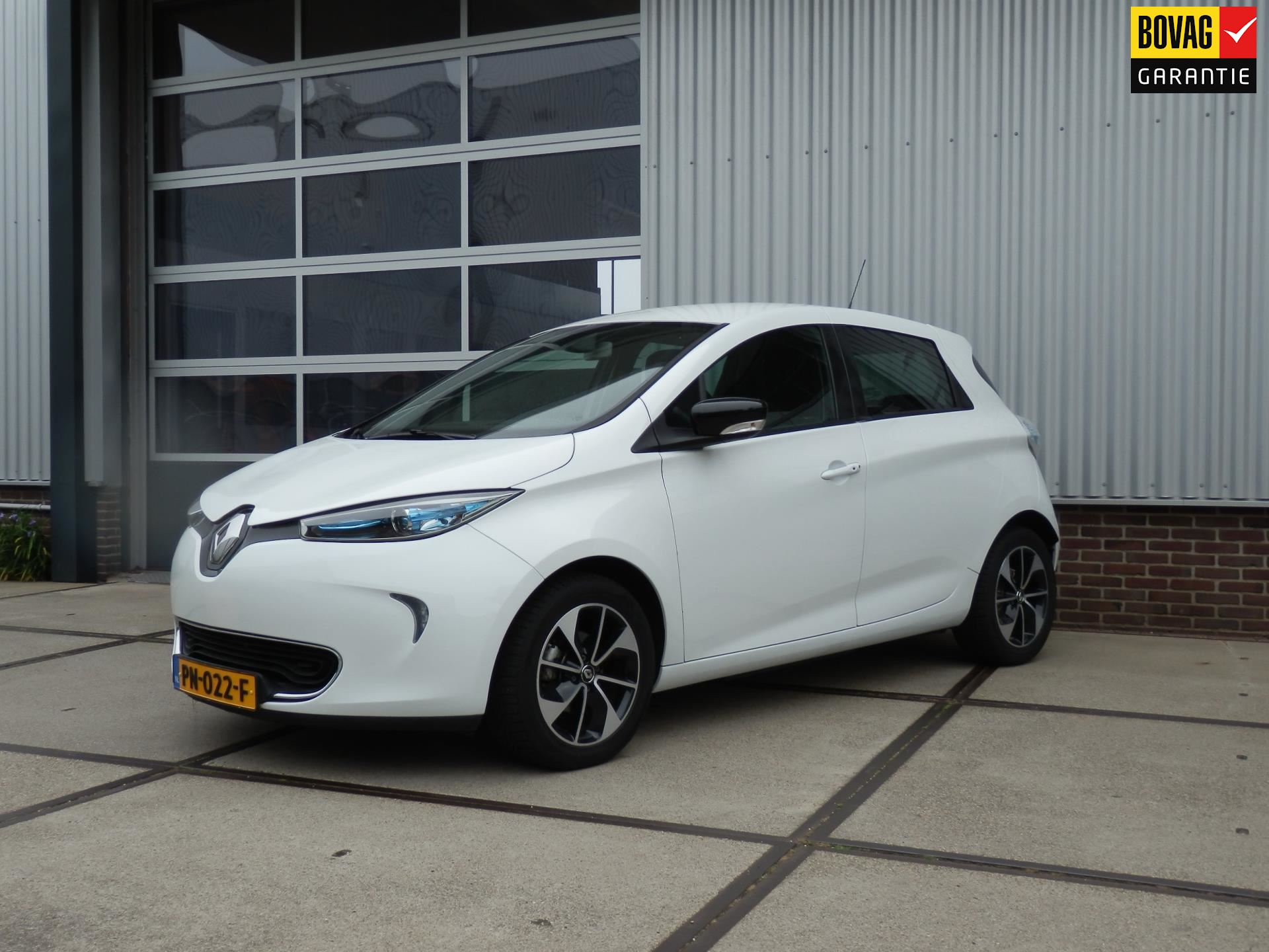 Renault ZOE occasion - Auto Wagner
