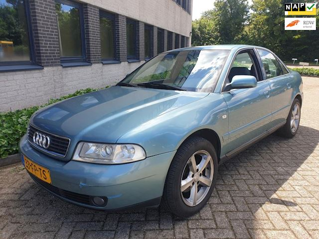 Audi A4 occasion - Van Wanrooy Auto's