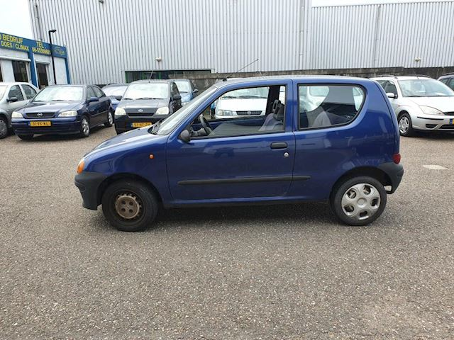 Fiat Seicento 1100 ie Young apk tot 6-7-2021