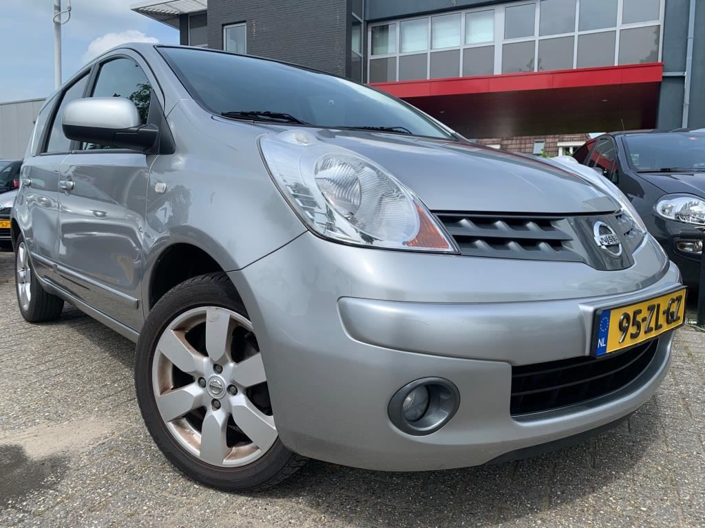 Nissan Note occasion - YannickCars