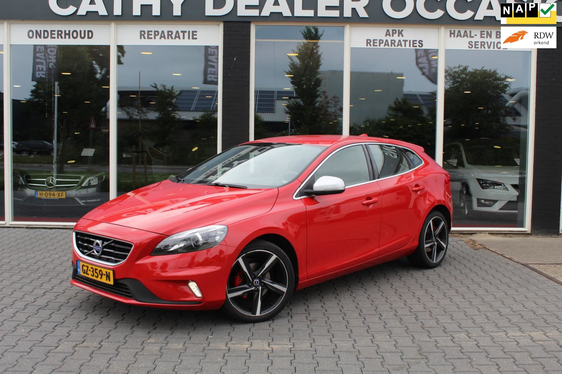 Volvo V40 occasion - Cathy Dealer Occasions