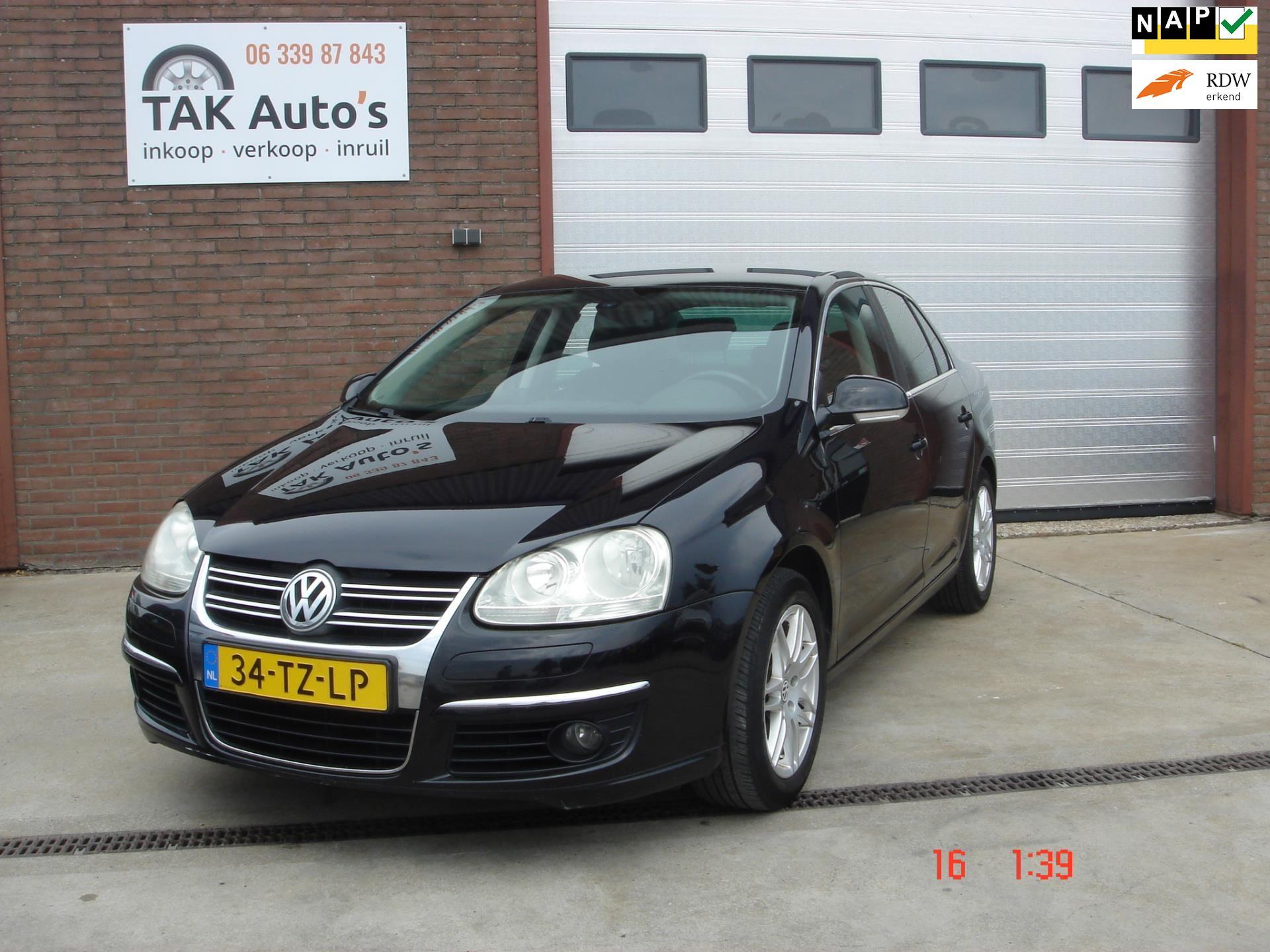 Volkswagen Jetta occasion - Tak Auto's