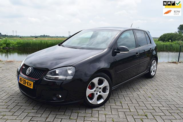 Volkswagen Golf 2.0 TFSI GTI 60 2008 orgineel