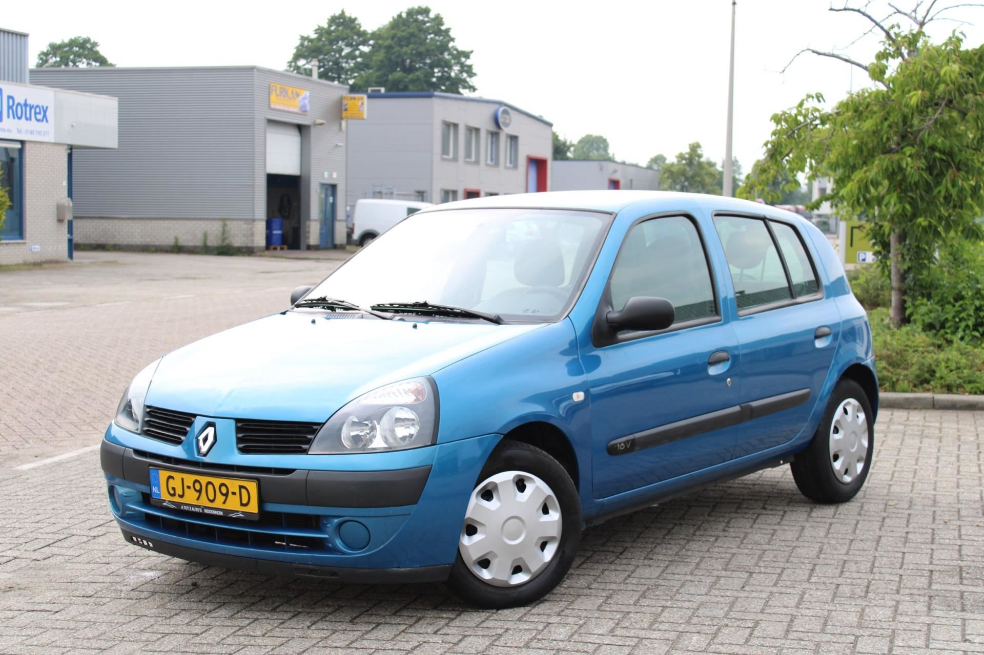 Renault Clio occasion - A tot Z Auto's B.V.