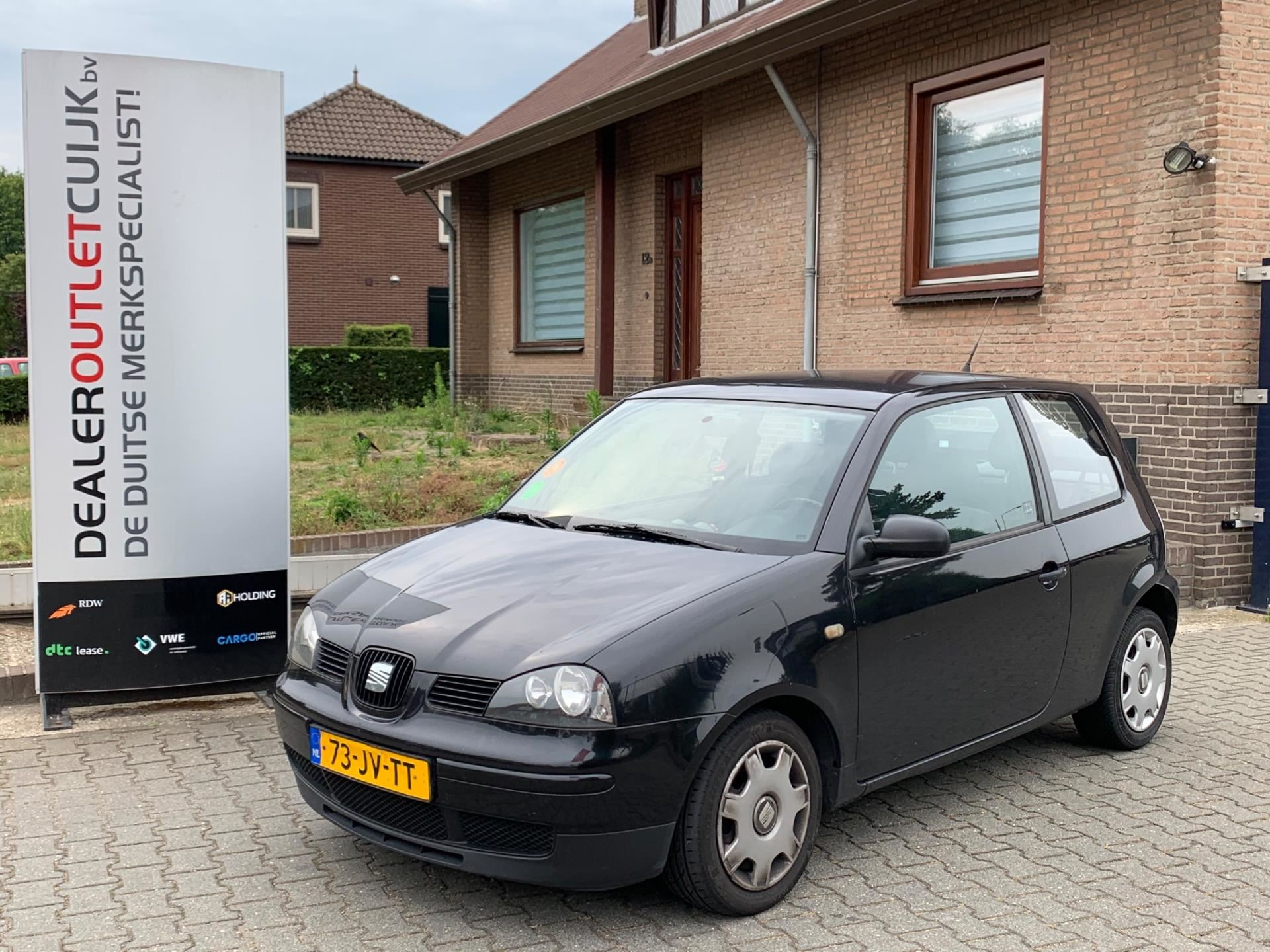 Seat Arosa occasion - Dealer Outlet Cuijk b.v.