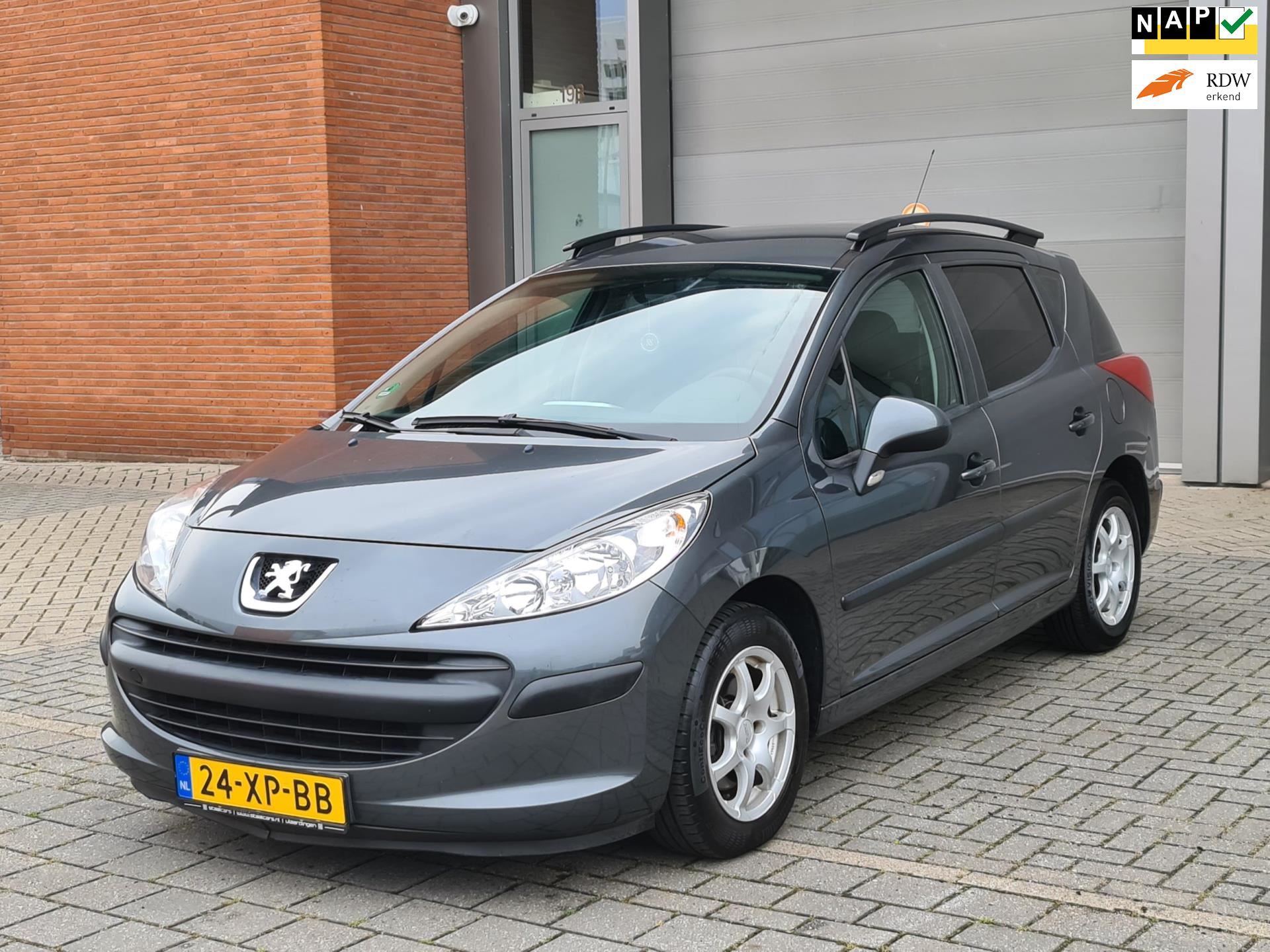 Peugeot 207 SW occasion - Staal Cars