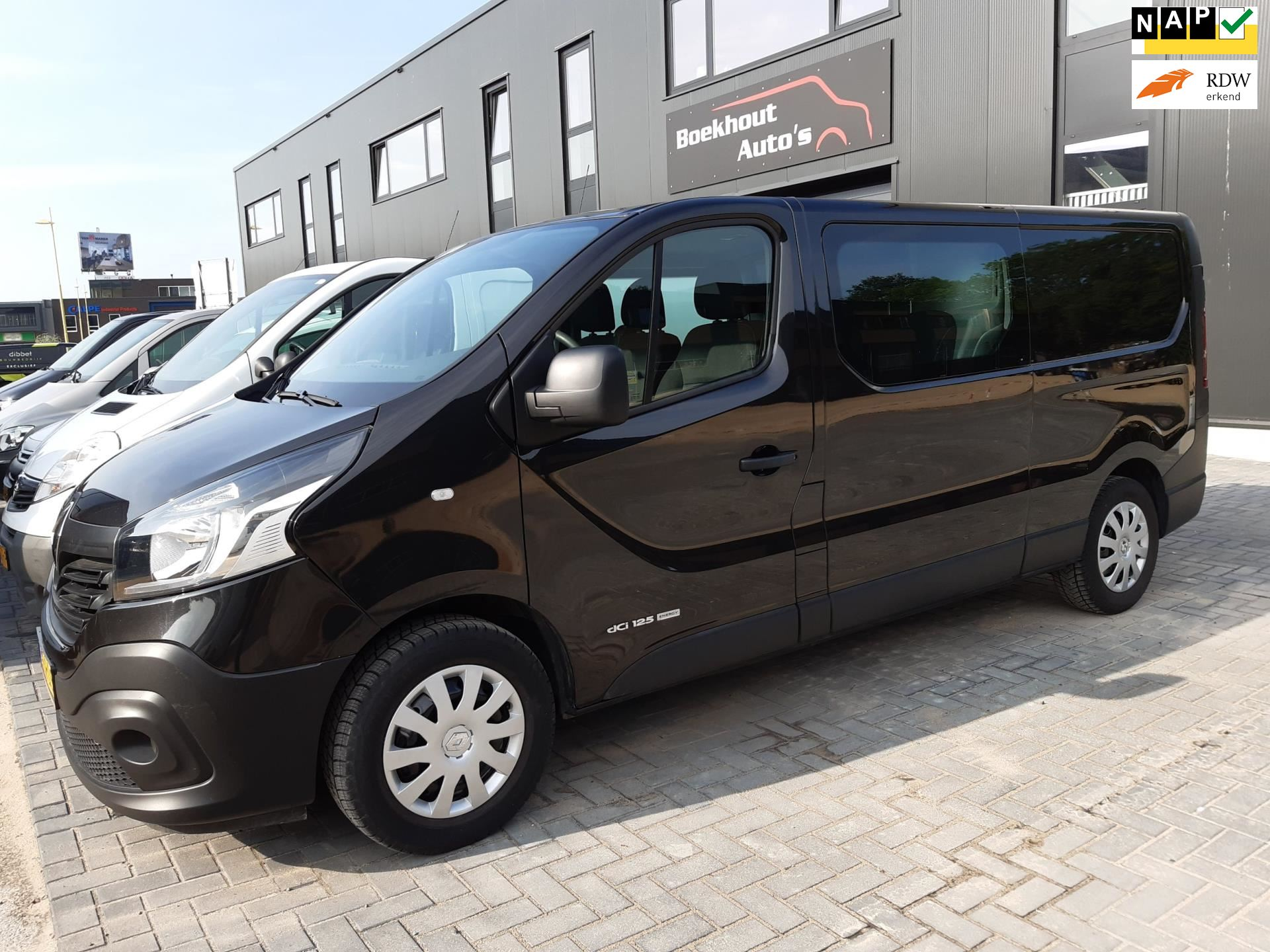 Renault Trafic occasion - Boekhout Auto's