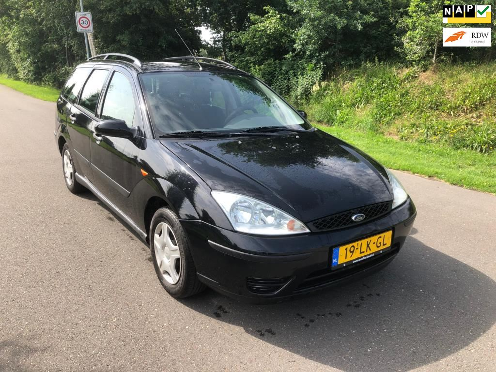 Ford Focus Wagon occasion - Autohandel H. van Olst