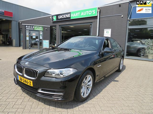 BMW 5-serie 518d Corporate Lease Executive /XENON /NAVI/PDC/NL-AUTO/NETTE STAAT!!