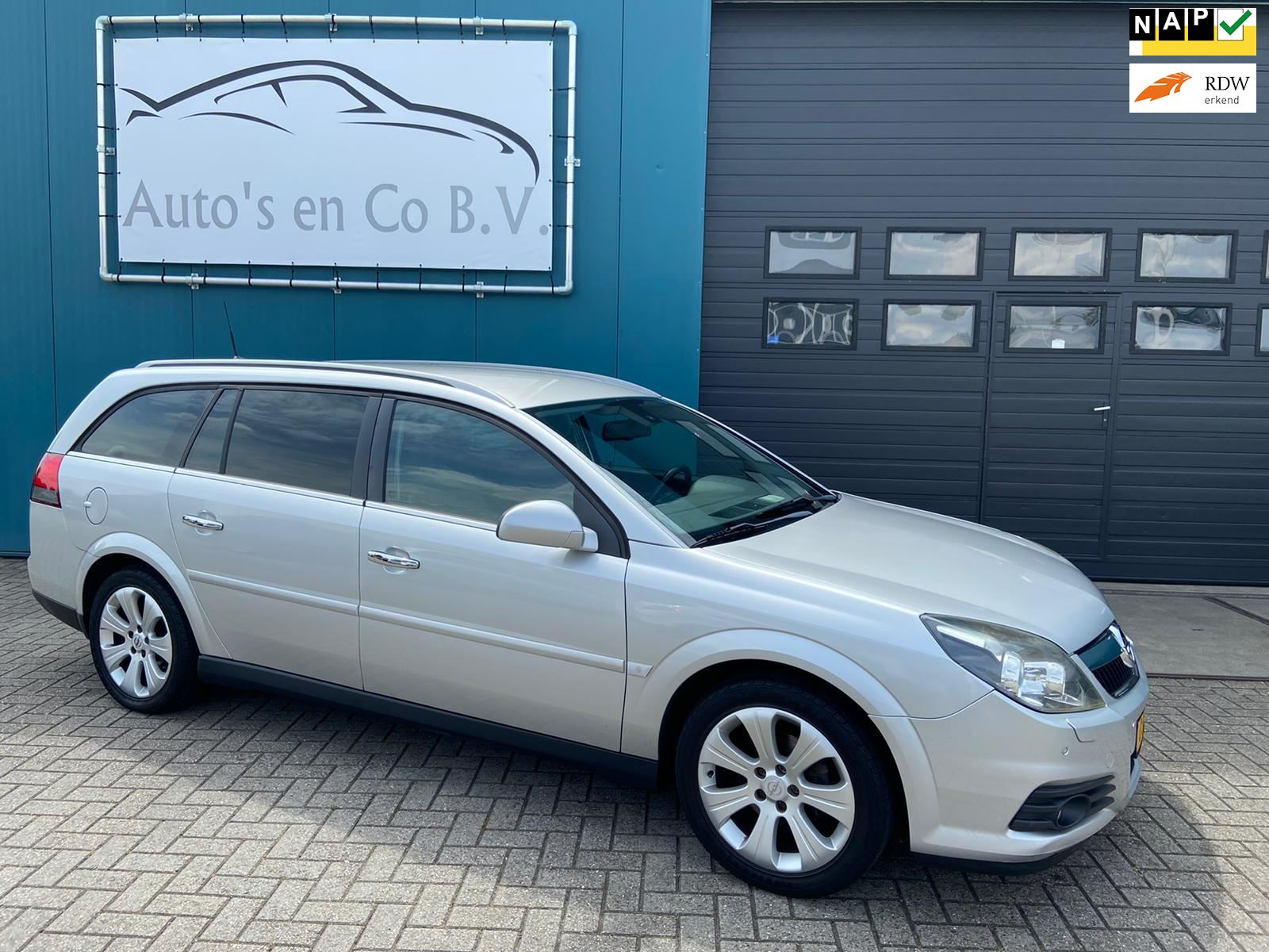 Opel Vectra Wagon occasion - Auto's en Co B.V.