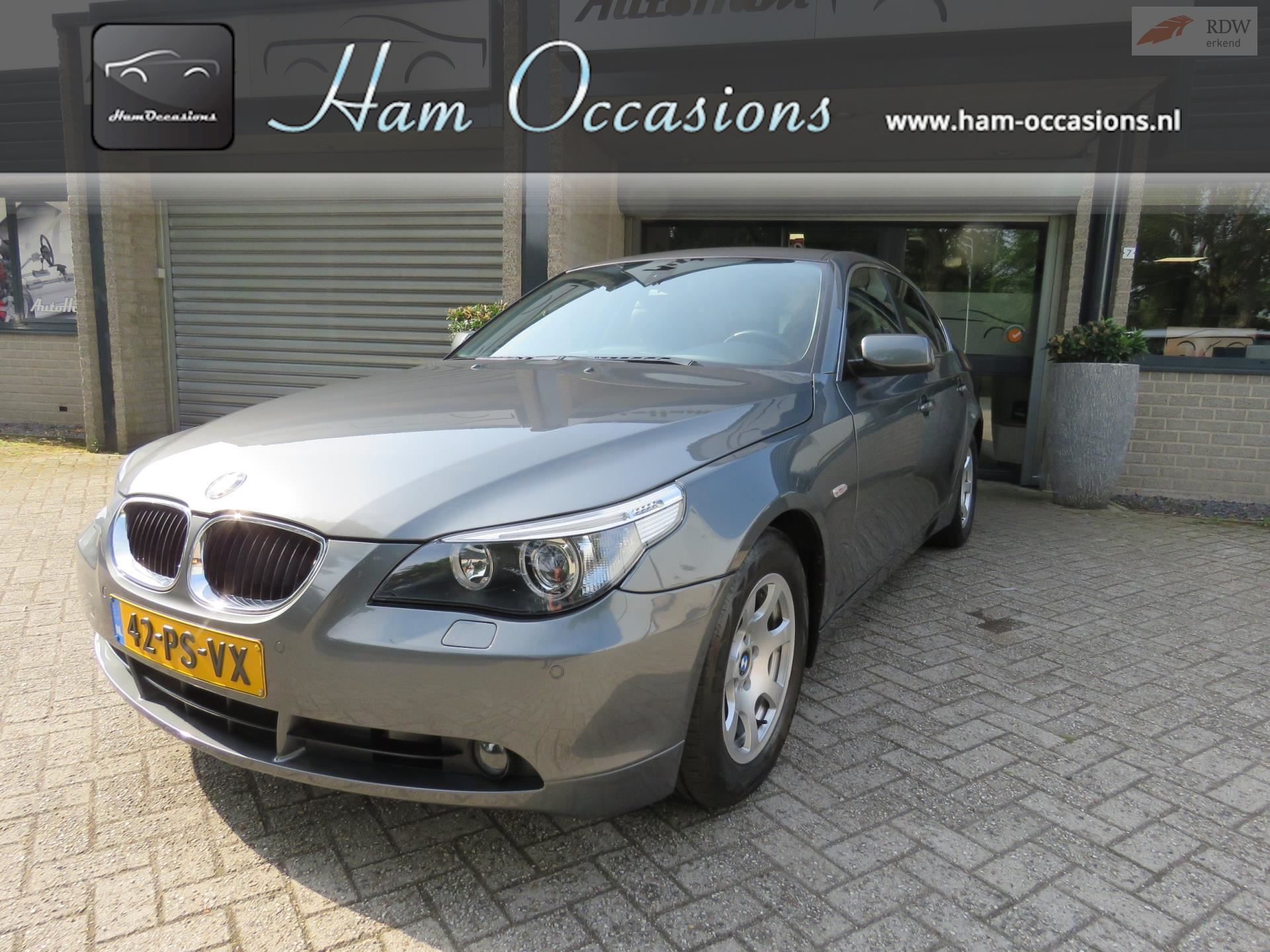 BMW 5-serie occasion - Ham Occasions
