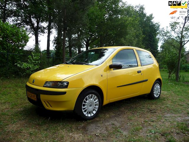 Fiat Punto occasion - Verhoeven Cars