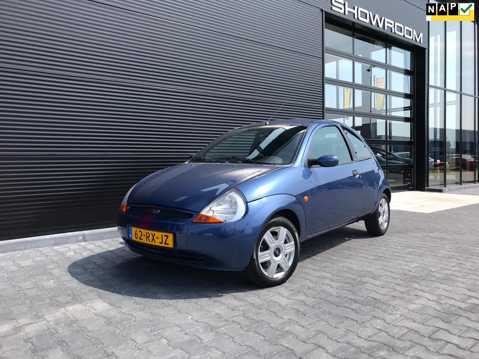 Ford Ka occasion - Pitstop Car Trading