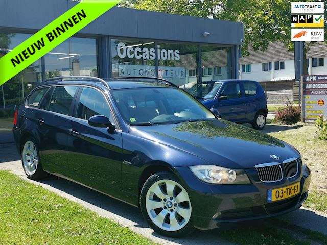 BMW 3-serie Touring 318i Business Line AIRCO|NAVI|CRUISE|6BAK|APK