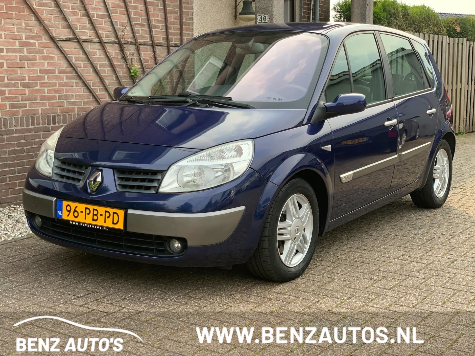 Renault Scénic occasion - BENZ Auto's