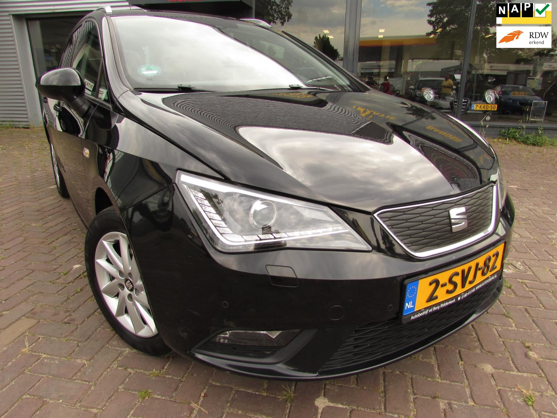 Seat Ibiza ST occasion - D&M Cars