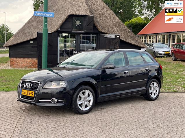 Audi A3 Sportback 1.4 TFSI Attraction Pro Line in hele nette staat!