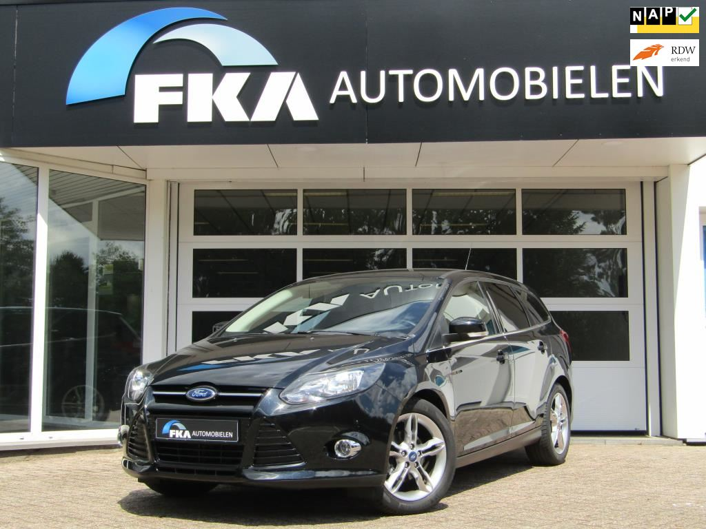 Ford Focus Wagon occasion - FKA Automobielen