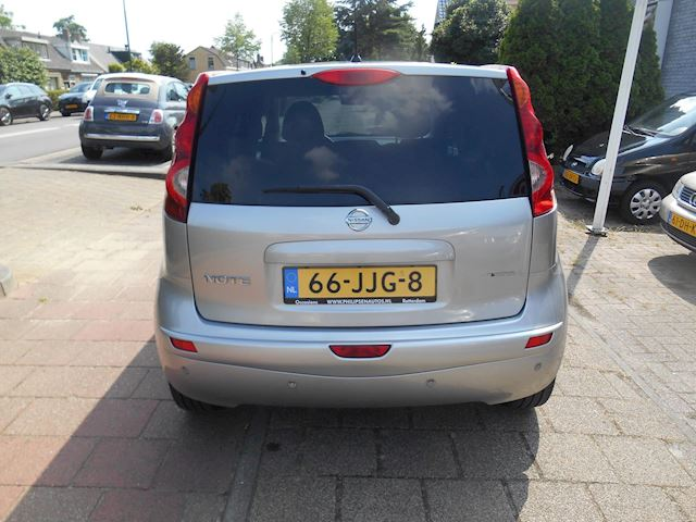 Nissan Note 1.6 Life Pack