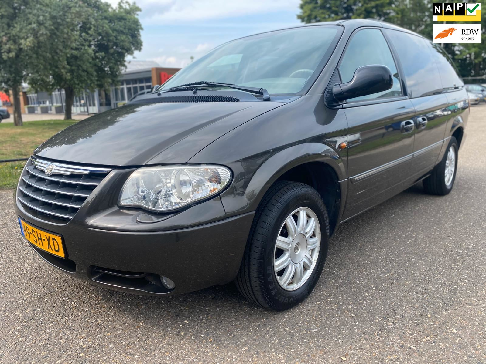 Chrysler Grand Voyager occasion - S.K Automobielen