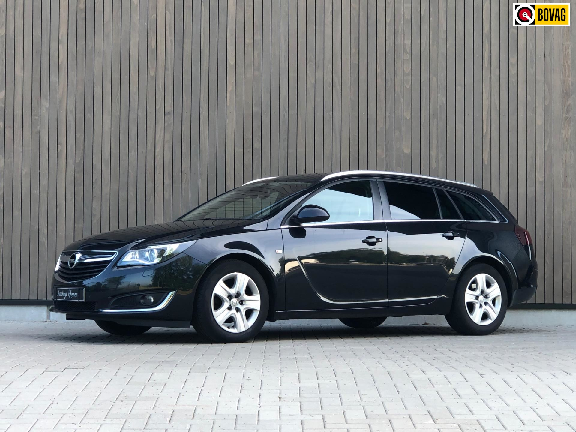 Opel Insignia Sports Tourer occasion - Autohuys Rhenen