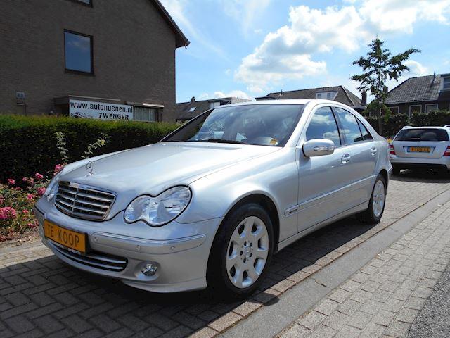 Mercedes-Benz C-klasse 280 V6 AUT. NAVIGATIE/SCHUIFDAK/1E-EIGENAAR/NIEUWSTAAT/DEALER-ONDERHOUDEN