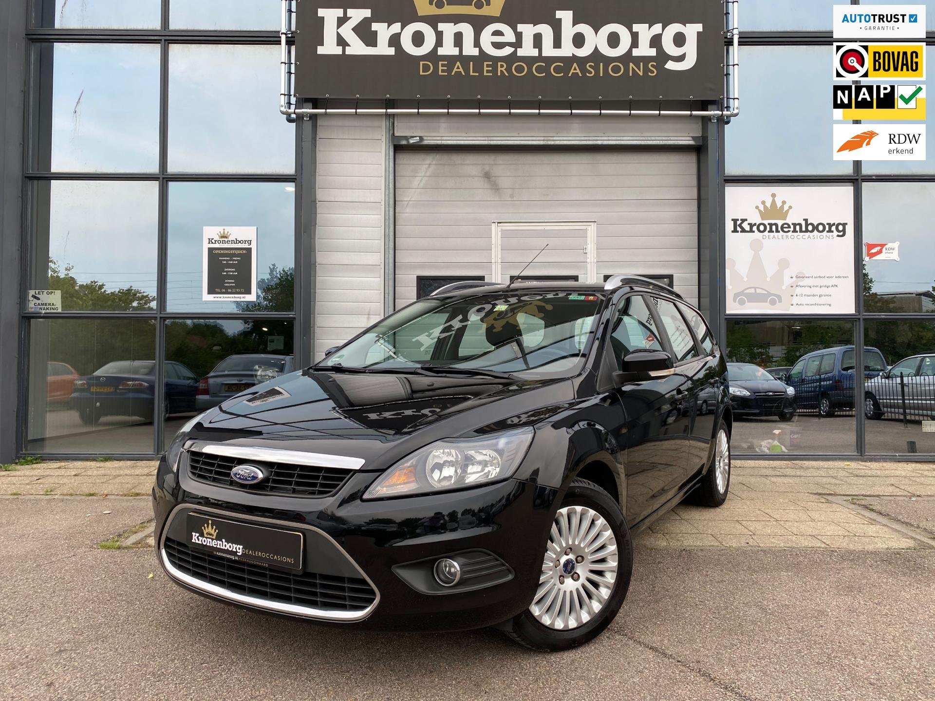 Ford Focus Wagon occasion - Kronenborg