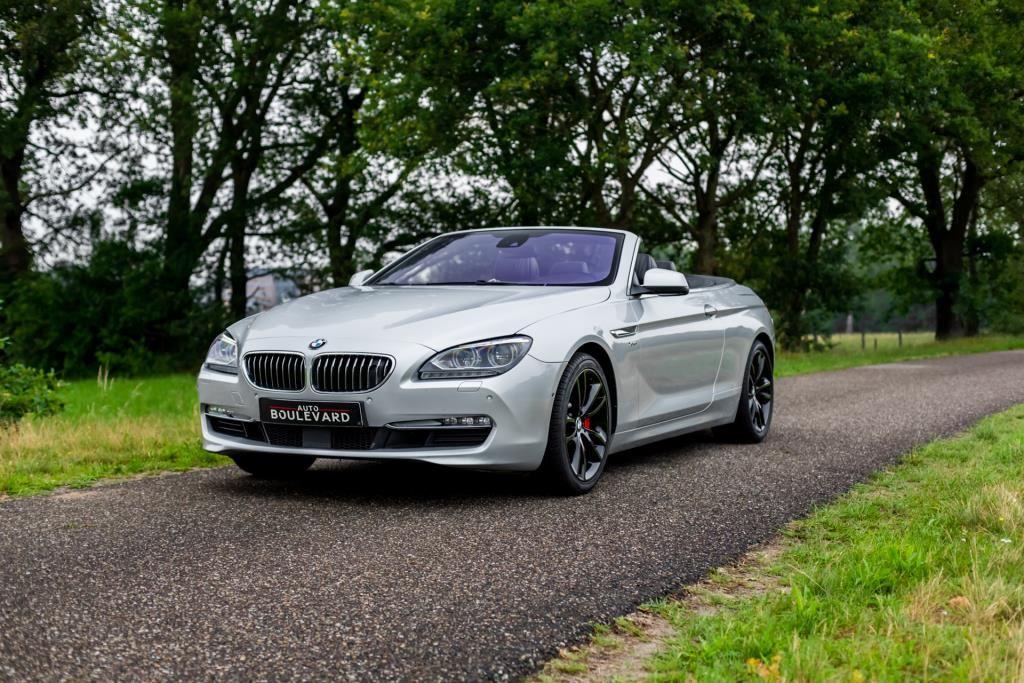 BMW 6-serie Cabrio occasion - Autoboulevard Oldenzaal