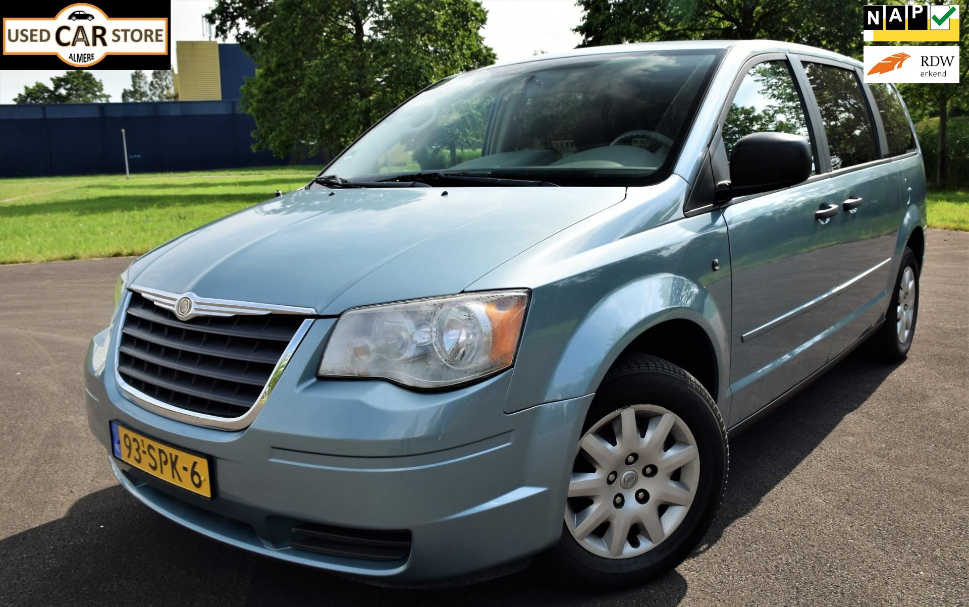 Chrysler Town  Country occasion - Used Car Store Almere