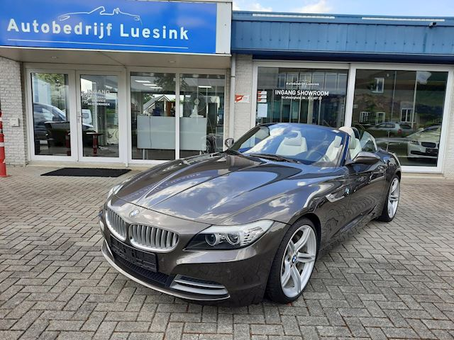 BMW Z4 Roadster 3.5i Executive 51516 km! 2011! Pure White M-chassis sportstoelen Cruise Control etc.