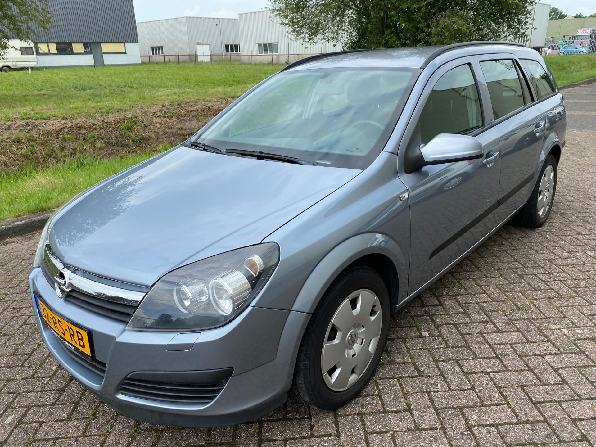 Opel Astra Wagon occasion - RP Automotive