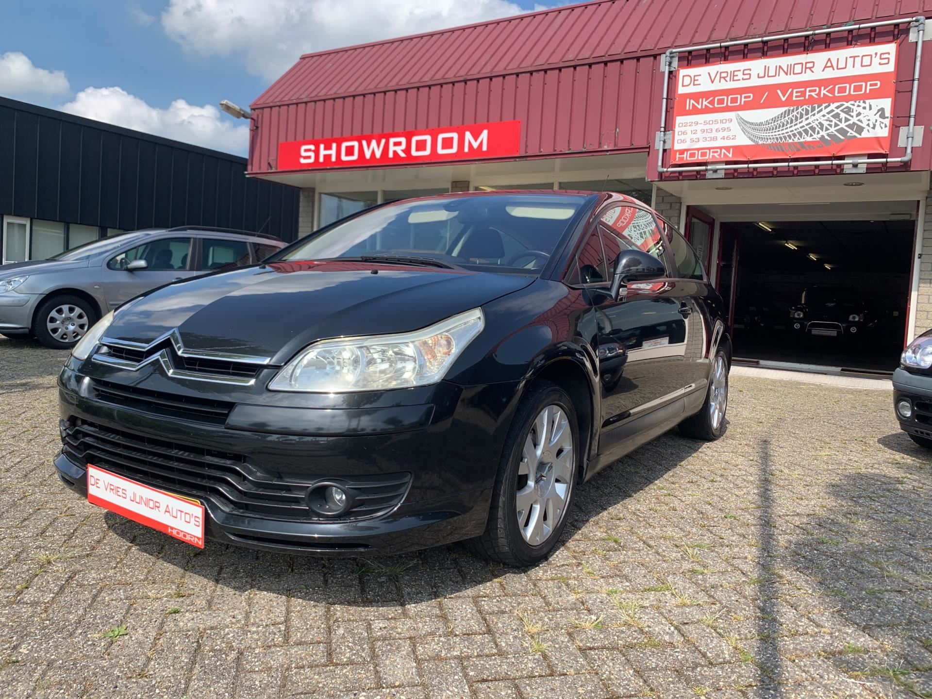 Citroen C4 Coupé occasion - De Vries Junior Auto's