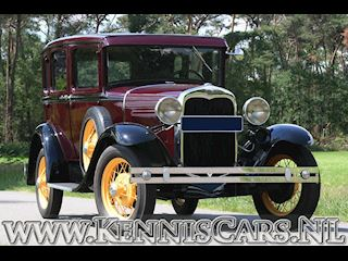 Ford 1930 Model A Seven Window Sedan occasion - KennisCars.nl