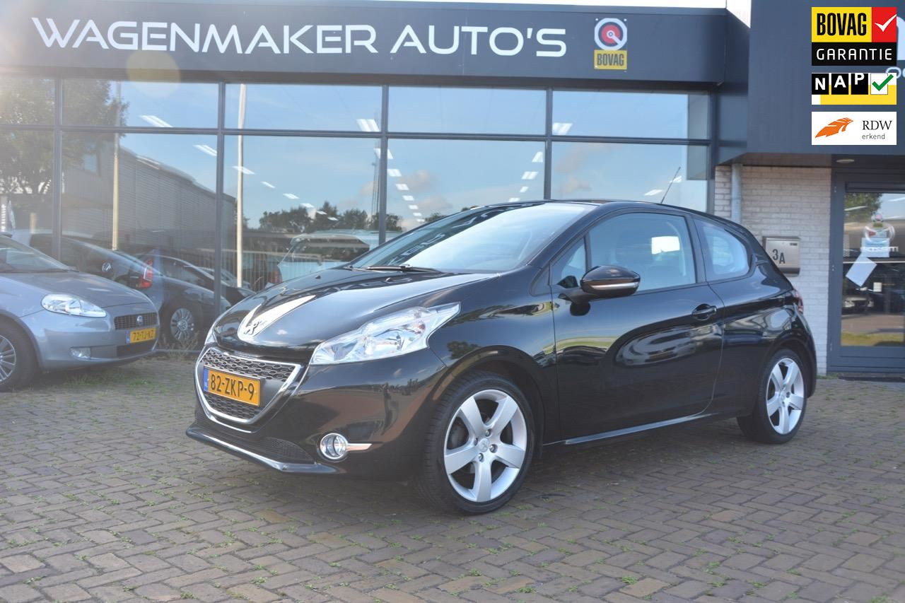 Peugeot 208 occasion - Wagenmaker Auto's